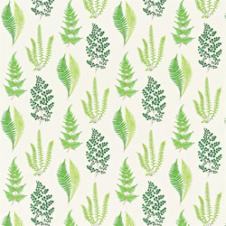 Angel Ferns Fabric