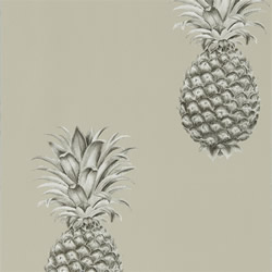 Pineapple Royale Wallpaper