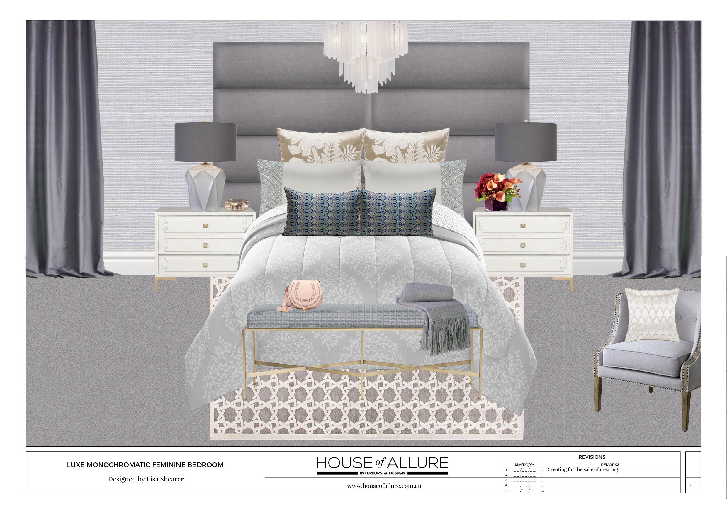 luxe-monochromatic-feminine-bedroom